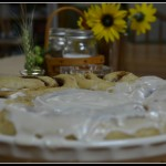 Cinnamon Rolls and My Butter Dish