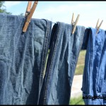 Rejoicing in Laundry on the Line