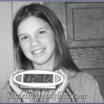 My 12 Year-Old at 12:12 on 12-12-12