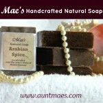 Handcrafted Natural Soap Giveaway!