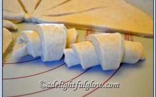 Butterhorn Rolls