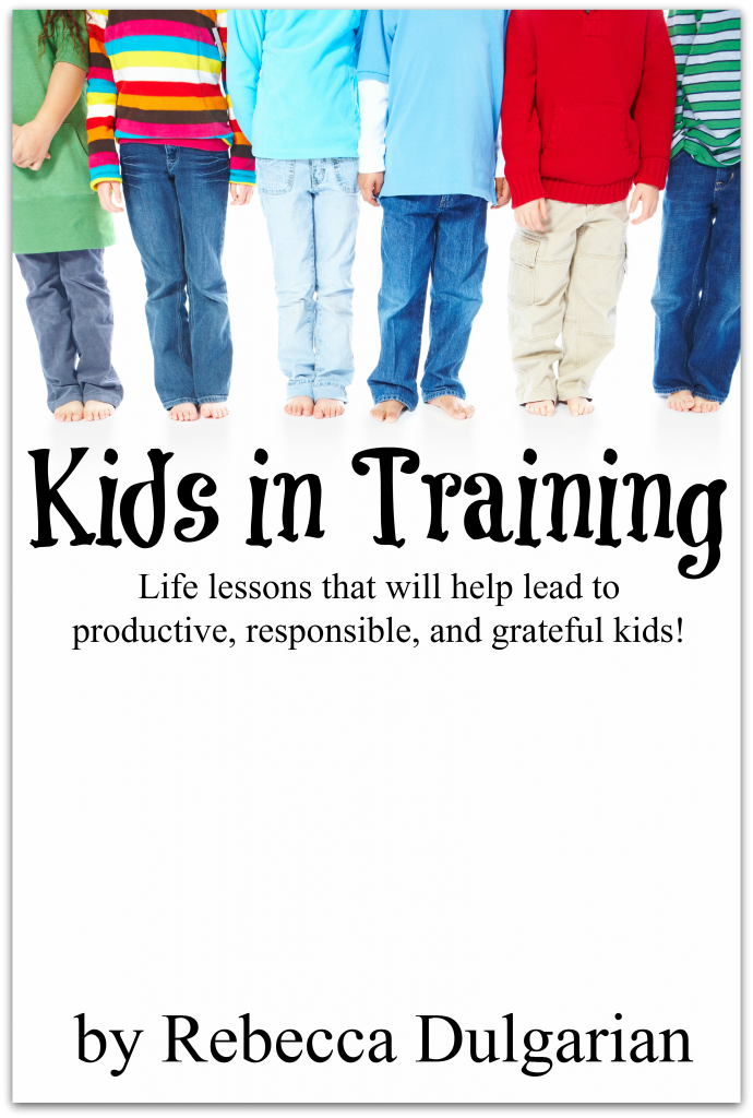 kids in training 2D