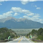 Colorado: White Water Rafting, Mt. Princeton, St. Elmo