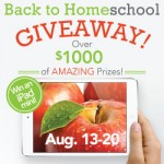 Back to {Home} School Giveaway!!