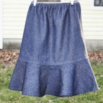 Buy a Girl's Ruffled Skirt and Get a Free One for Your Doll!