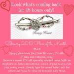 Lilla Rose Valentine's Sale