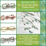 Flying Jewel ~ March Flexi-of-the-month and a Sale!