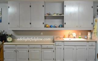 My Painted Cupboards Project