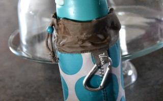Three Things {Favorite Finds No. 4} Pampered Chef Cooling Rack, Glass Bottles, Insulated 31 Water Bottle Thing-a-ma-jig,
