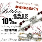 Lilla Rose Sale November 2014