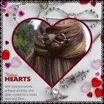 Vintage Hearts and Sweet Valentine~February 2015 Flexis