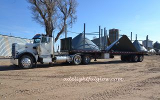 Hauling Hopper Bin Bottoms