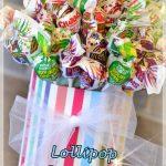 A Lollipop Bouquet