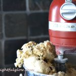 When Cookie Dough and a Kitchen Aid Mixer Catch Your Eye, This is What You Get