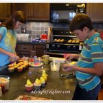 Marshmallow Peeps Surprise Cupcakes