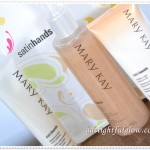 Soft Hands For Spring! Mary Kay Satin Hands Set Giveaway