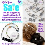 May Flexi 2015 Early Arrival and New Headbands and A Sale!