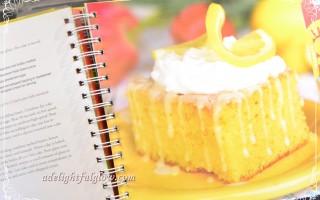 Three Things {Cakes}