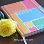 Choose Gratitude Blessings Journal Giveaway
