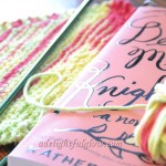 Yarn Along ~ Dishcloth and Dear Mr. Knightley