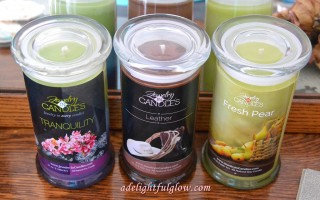 Favorite Finds {JIC Candles}