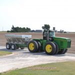 Happenings on the Farm: Fertilizer Spreading