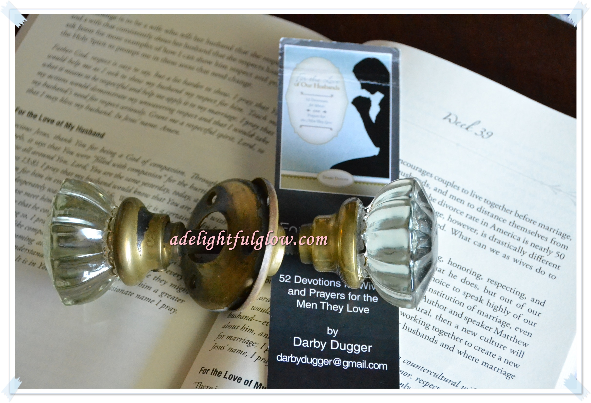 For The Love Of Our Husbands Giveaway ⋆ A Delightful Glow