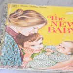 Yarn Along {The New Baby and Boundaries}