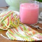 Yarn Along {Already There and Thomas} And Autumn Leaves Giveaway