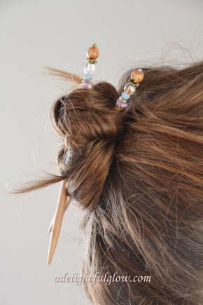 Lilla Rose hairsticks