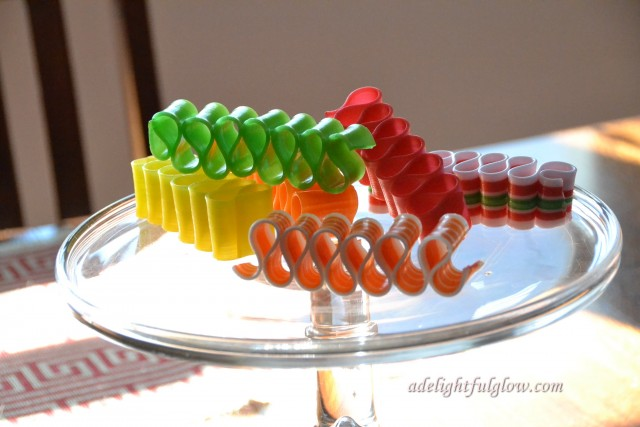 Ribbon Candy