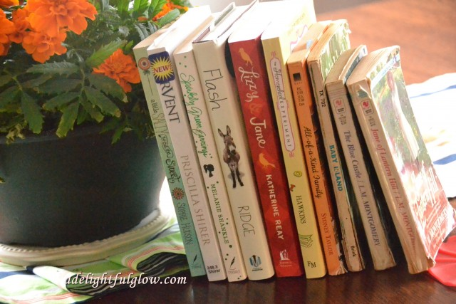 Ten Favorite Books
