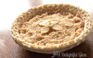 In the Kitchen: Rhubarb Surprise Pie