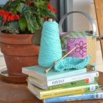 Yarn Along {Raggedy Ann}