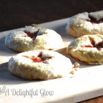 Strawberry Rhubarb Cream Cheese Hand Pies