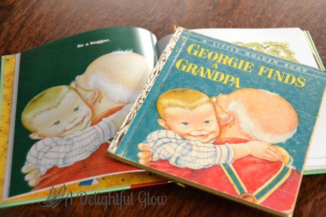 Georgie Finds a Grandpa