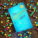Yarn Along {The Happiness Dare and Georgie Finds a Grandpa}