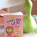 VeggieTales Every Day With God Devotional for Girls