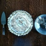 In the Farmhouse Kitchen ~ Peanut Butter Pie