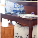 Christmas Gifts with Burlap Name Tags