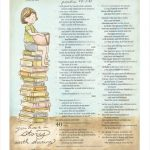 Bible Journaling Art Print Giveaway from Fischtales