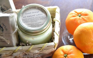Cottonwood Creek Herbals Gift Basket Giveaway