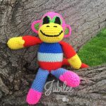 Mitzi the Monkey Giveaway and Giveaway Hop