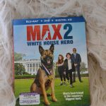 Max 2: White House Hero DVD Giveaway