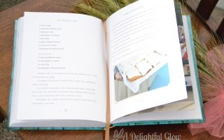 Pages and Projects {The Turquoise Table}