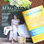 Pages and Projects {Magnolia Magazine}
