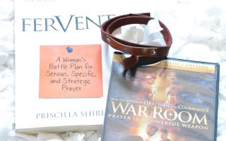 Fervent and War Room Giveaway