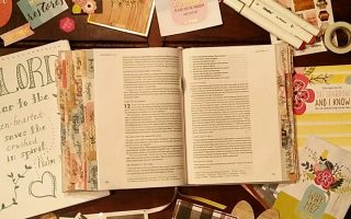 Pages and Projects {Persevere Devotional Kit}