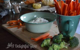Very Delicious Veggie Dip