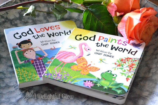 God Our Maker Board Book Review ⋆ A Delightful Glow